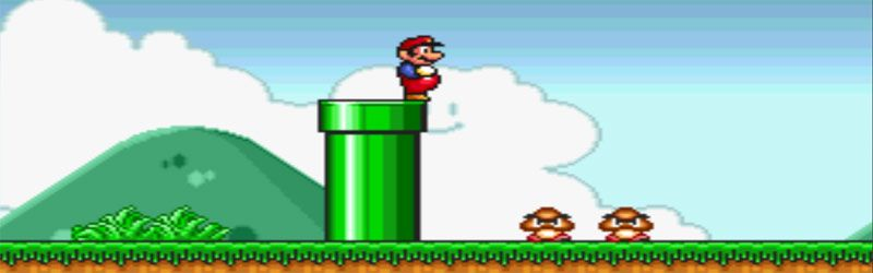 Super Mario Bros. (NES/SNES)