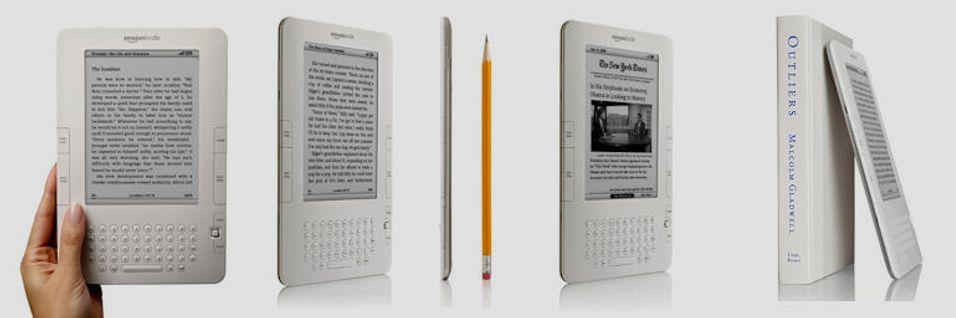 Amazon slipper Kindle-kildekode