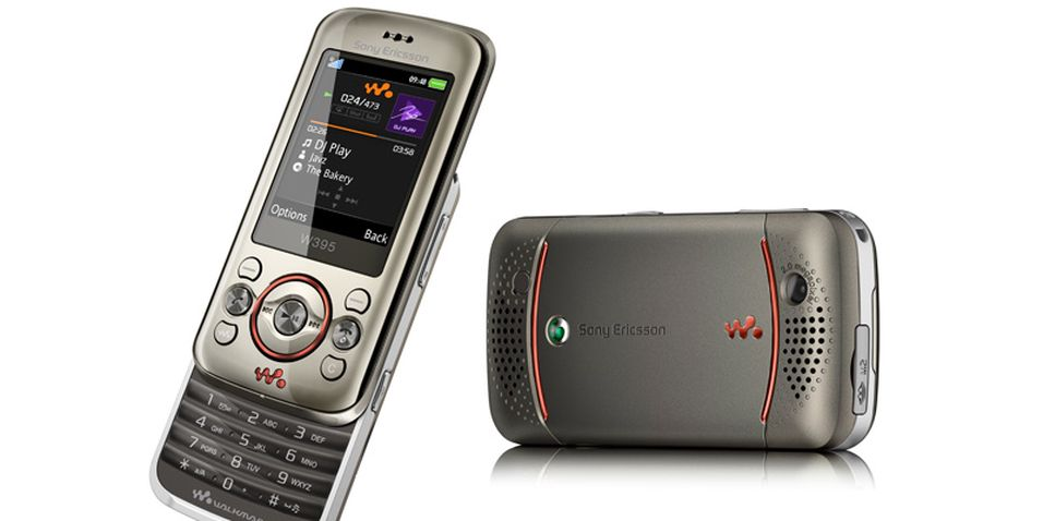Sony Ericsson lanserer ny Walkman