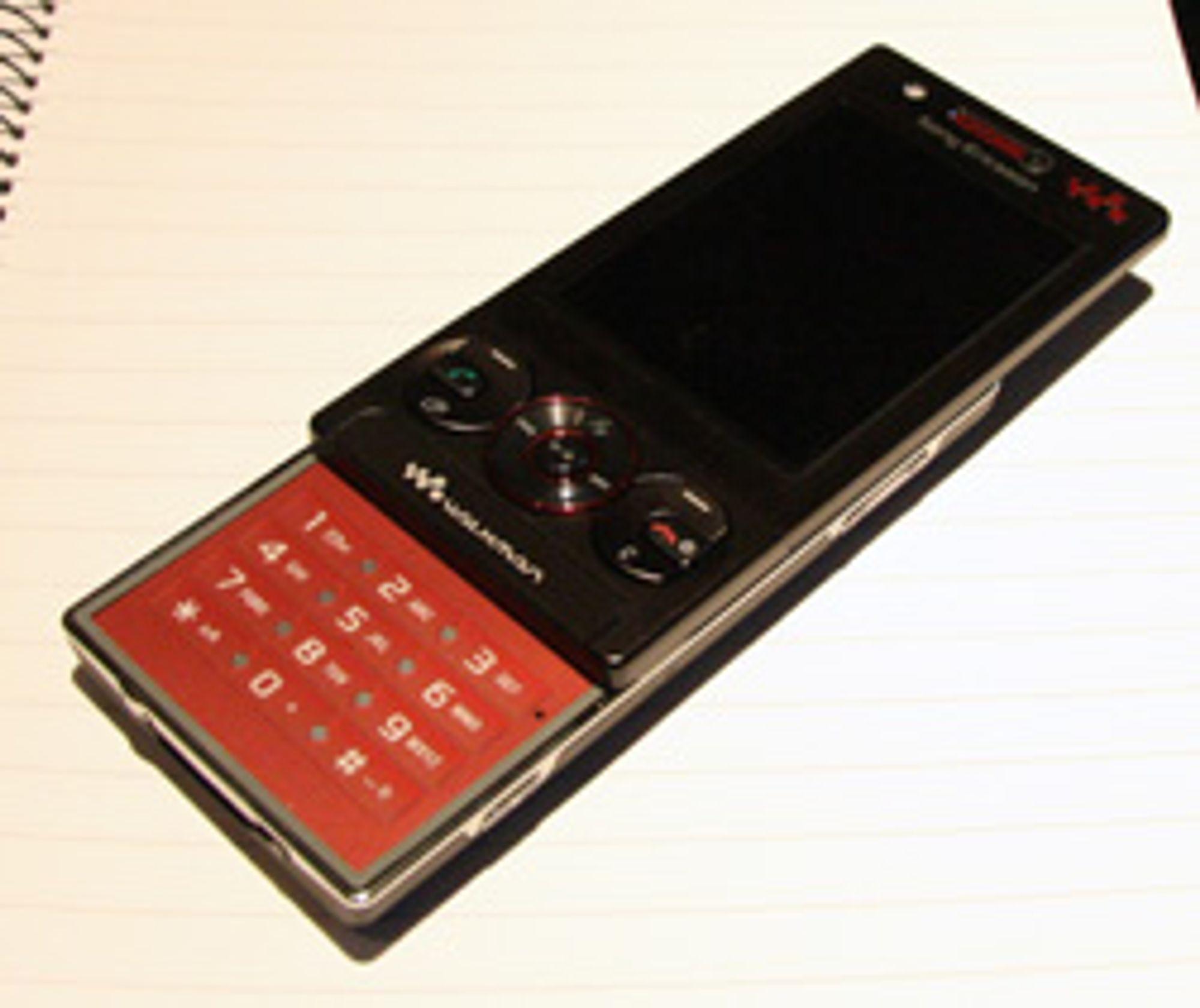Slik ser W715 ut.
