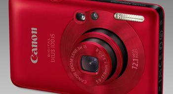 Canons vårslipp - Ixus