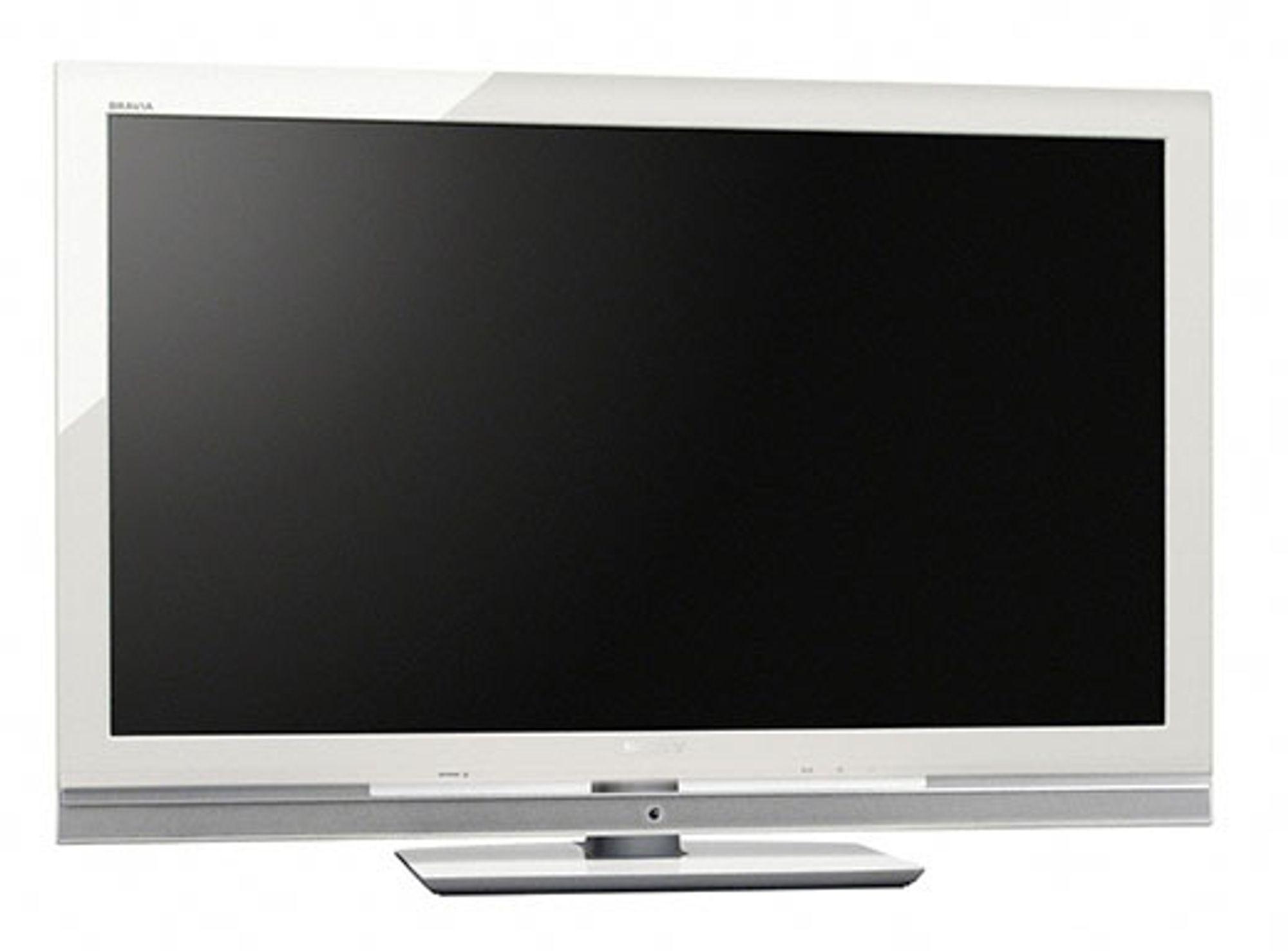 WE5, denne TV-en er skikkelig grønn! ...eller?