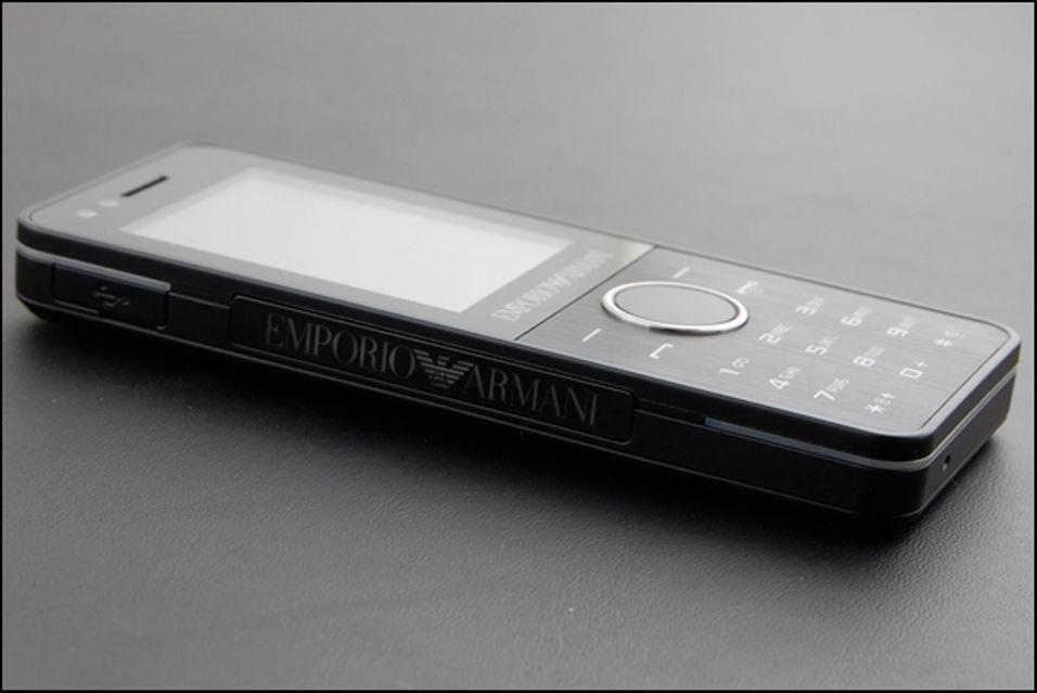 Samsung M7500 Giorgio Armani.