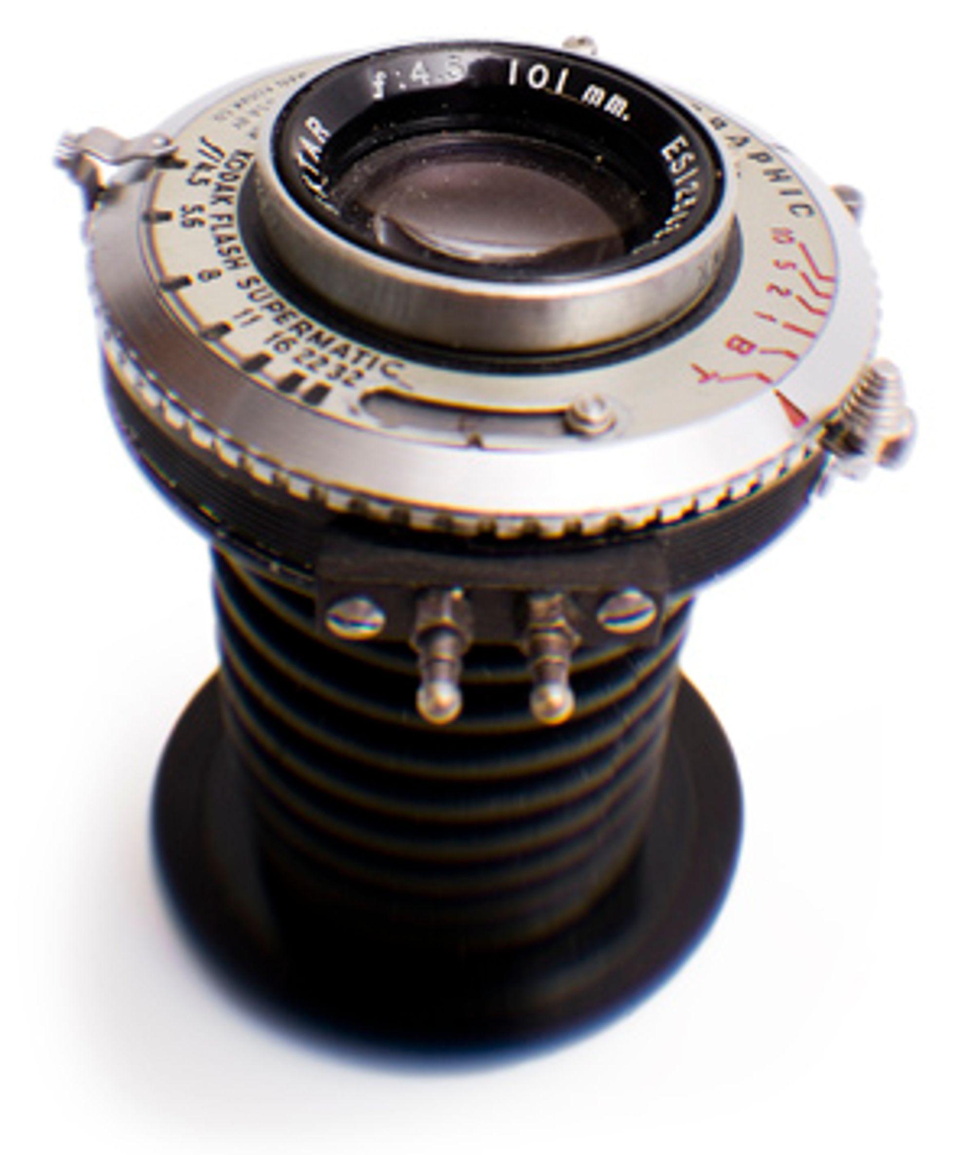 Lensbaby-prototypen