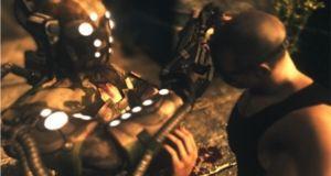 Riddick klar for å leke i mørket
