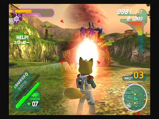StarFox Assault
