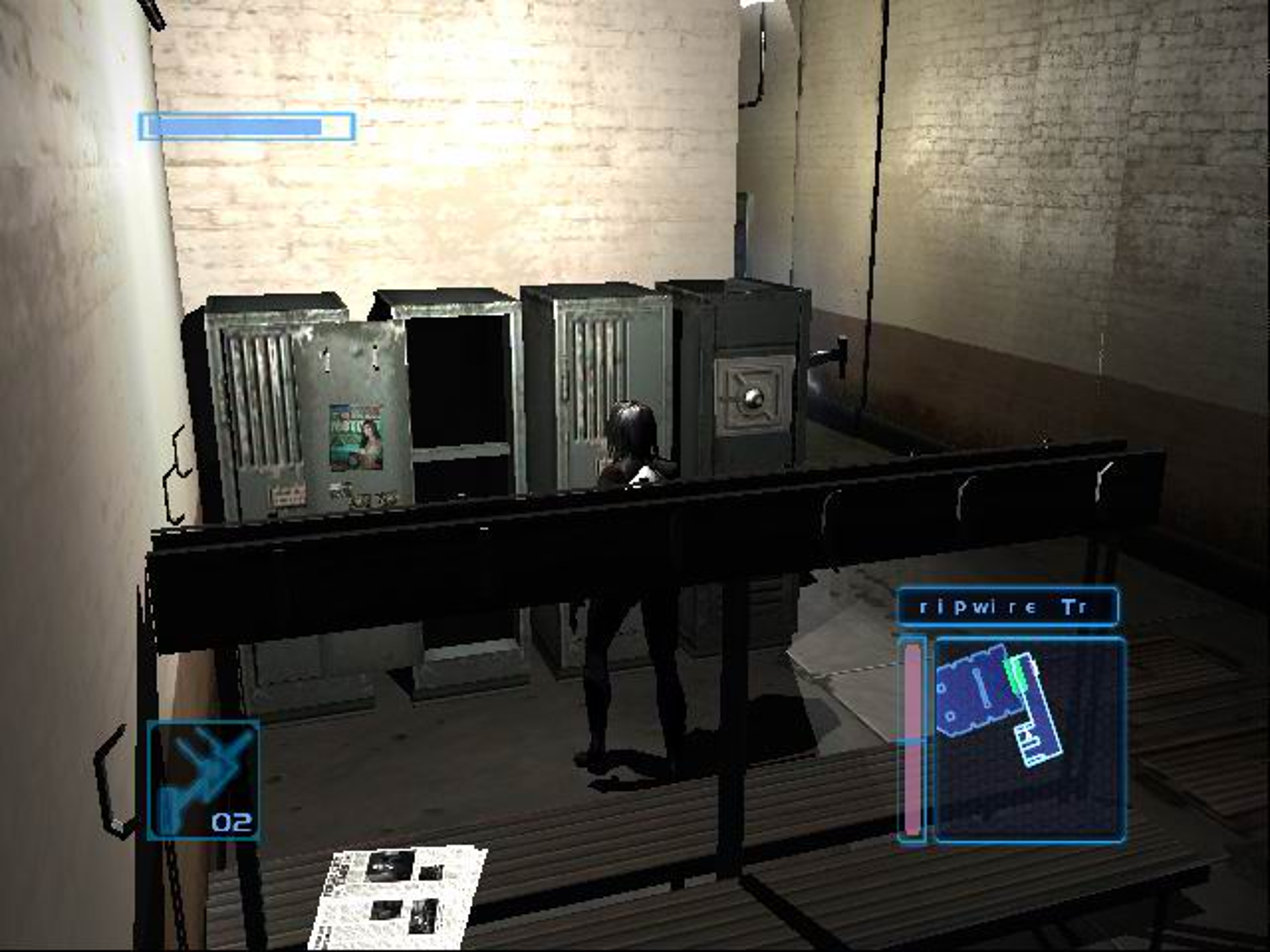 Alt om Stolen (PS2) Gamer.no