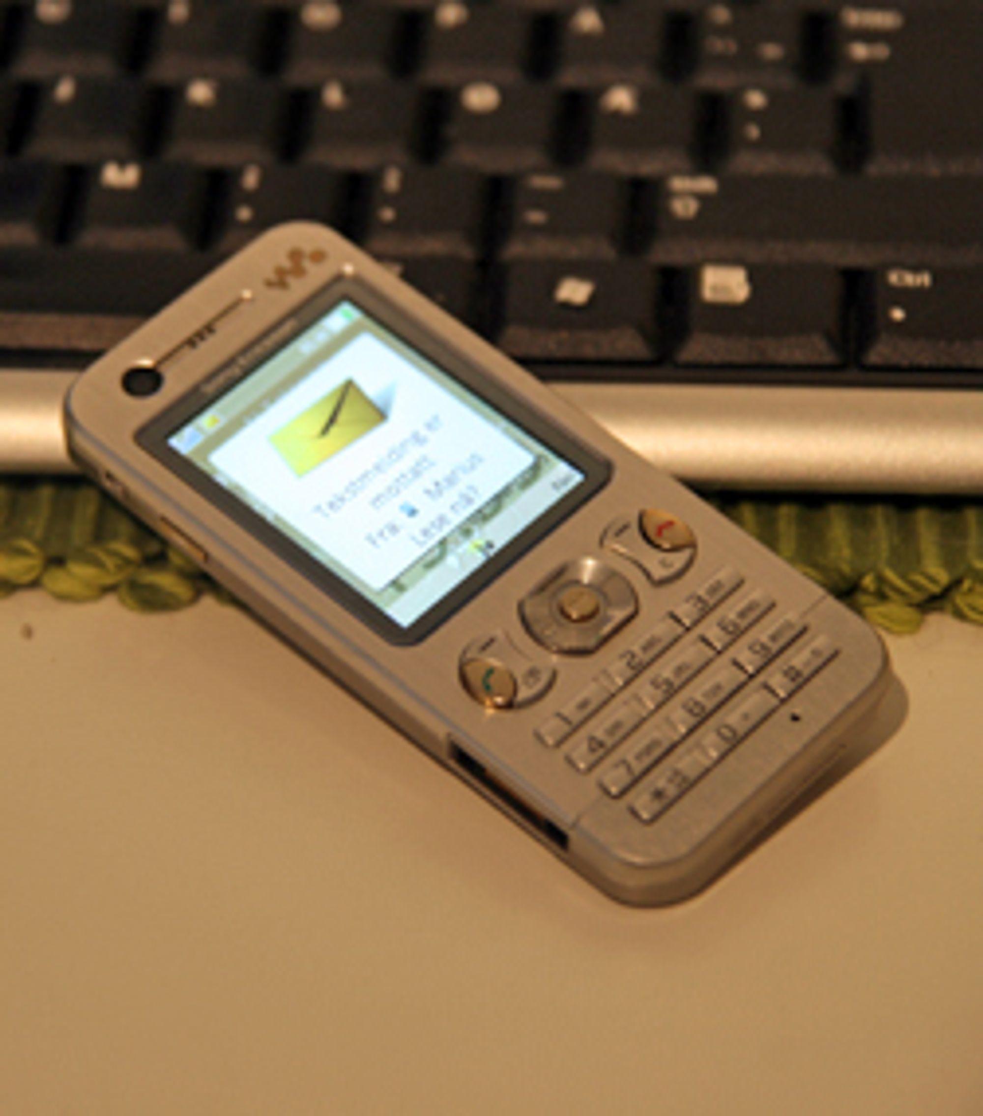 Irske mobilbrukere må kanskje betale SMS-skatt. (Foto: Silje Gomnæs)