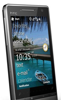 Touch Diamond 2 kan oppgraderes til Windows Mobile 6.5.