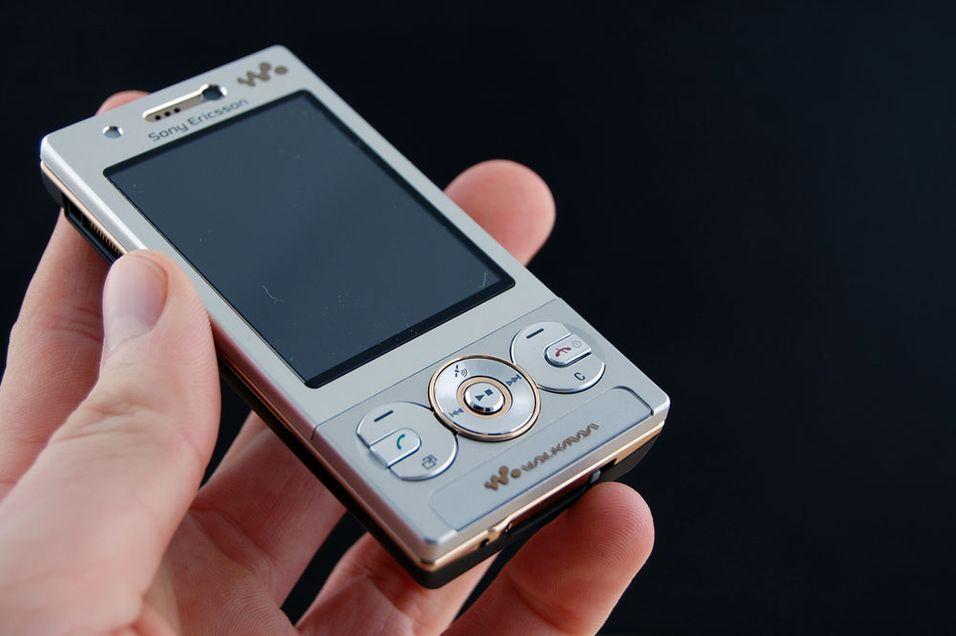 TEST: Sony Ericsson W715