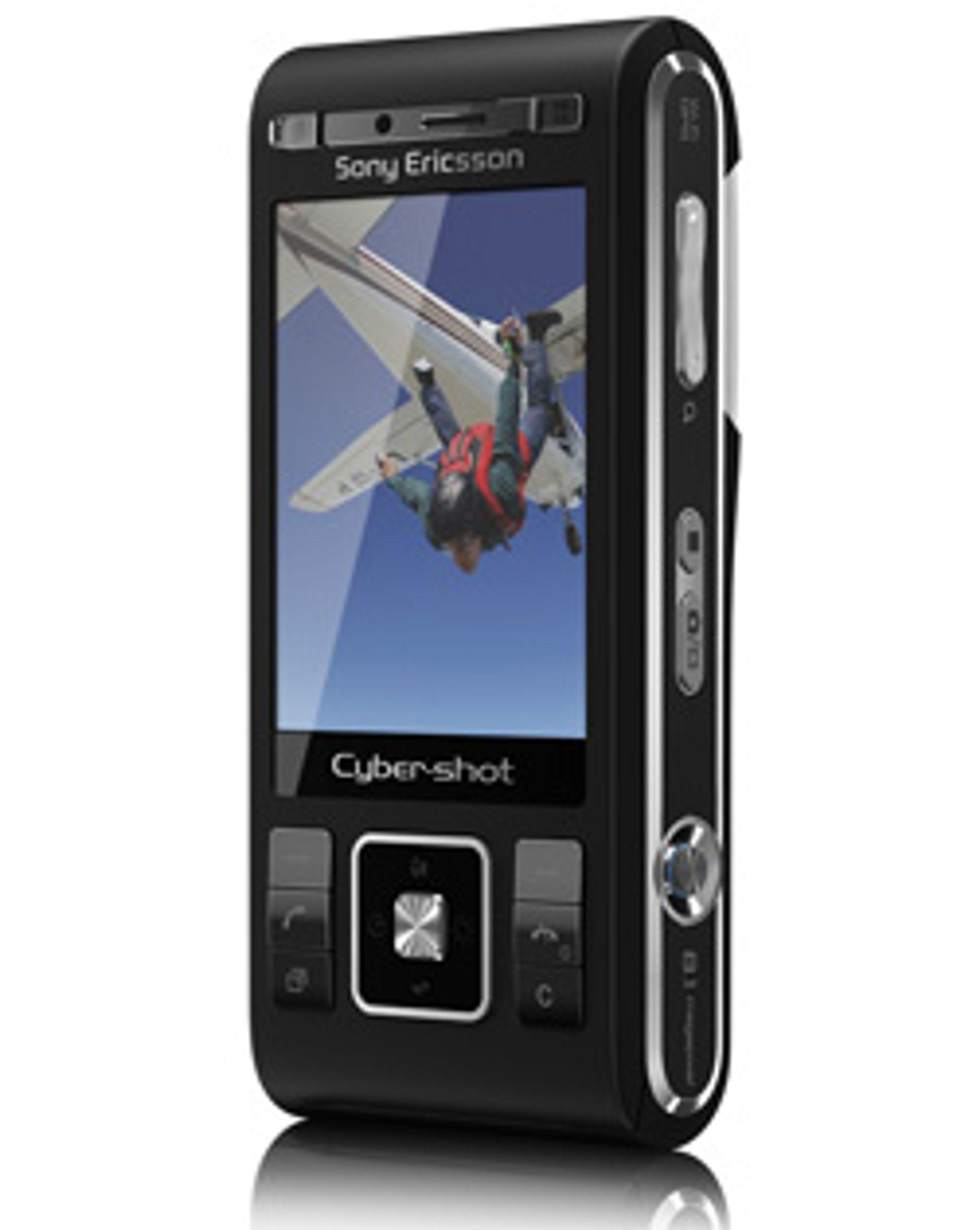 C905 har hatt flere alvorlige problemer. (Foto: Sony Ericsson)