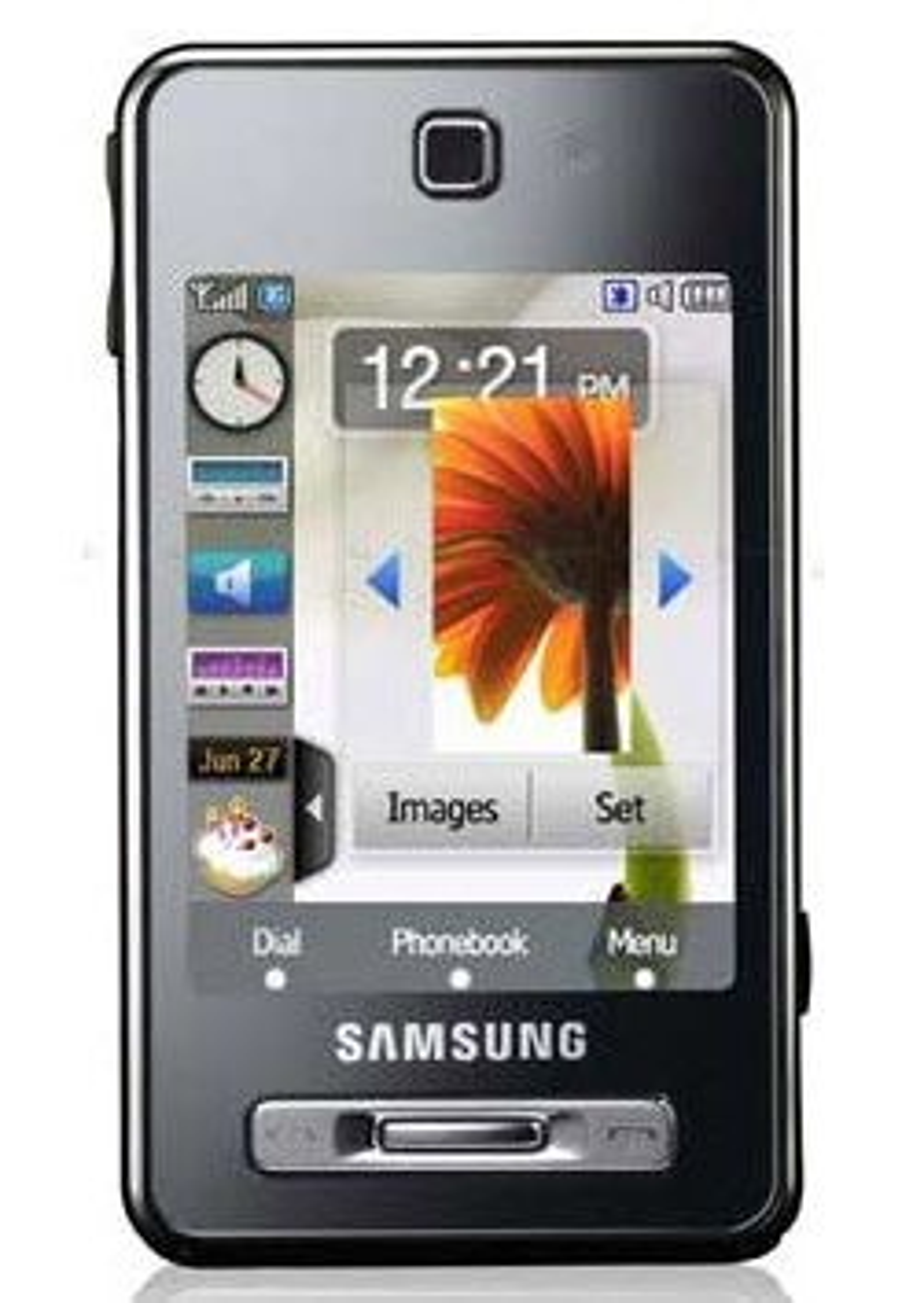 Samsung gjør det stort på trykkskjermmarkedet for tiden. (Foto: Samsung)
