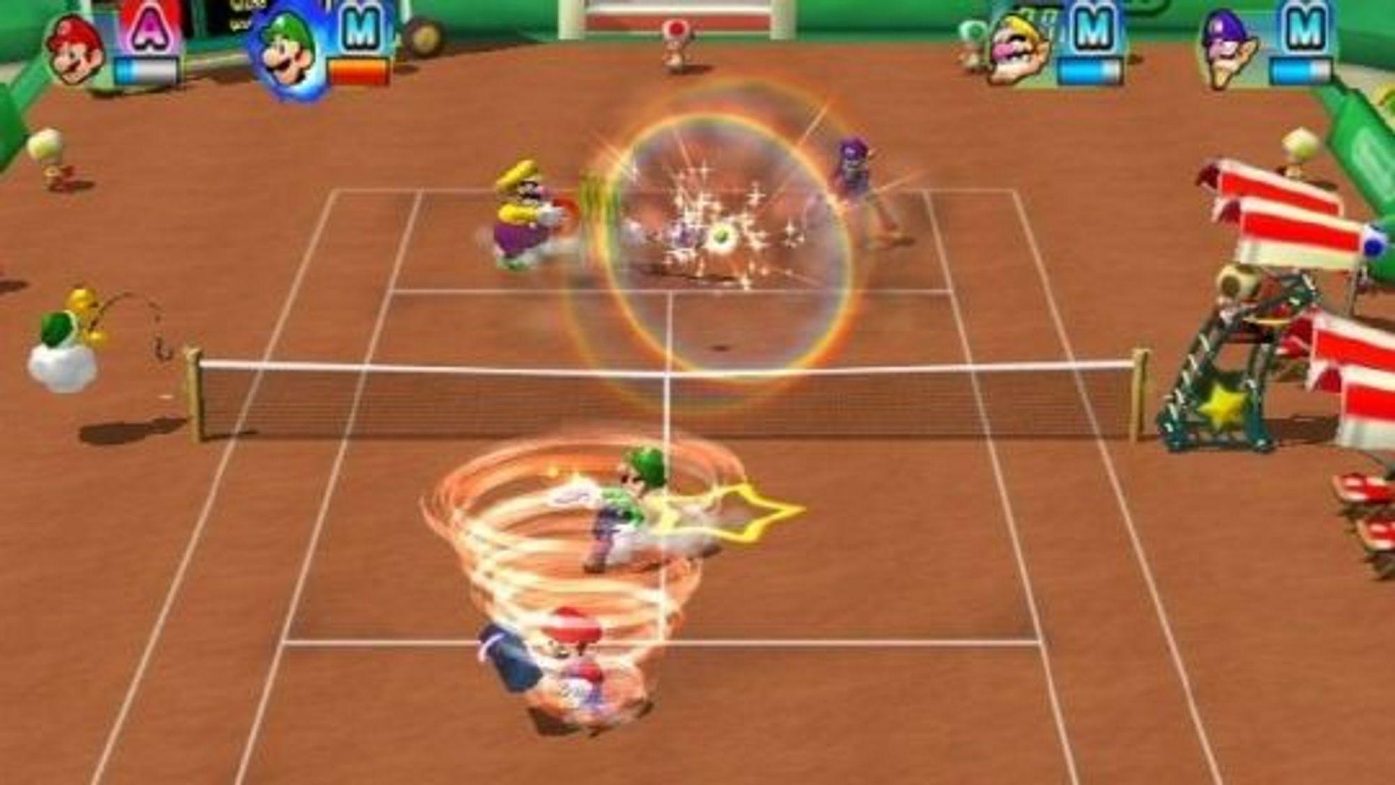 Kreative og fargerike slagvarianter preger spillet.