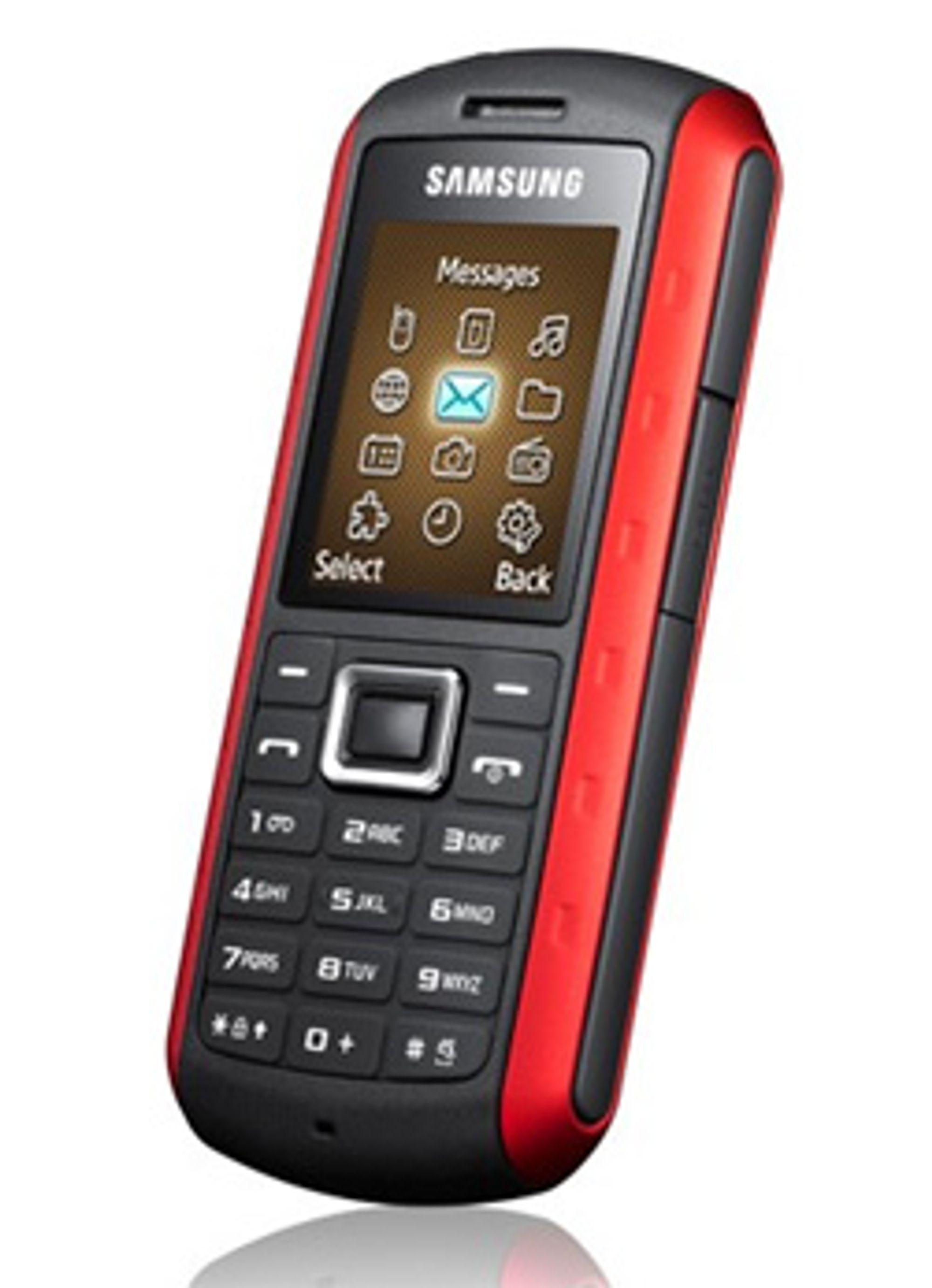 Slik ser Samsungs B2100 ut. (Foto: Samsung)