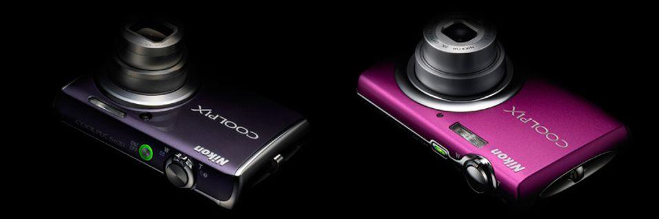 TEST: Nikon Coolpix S620 og S220