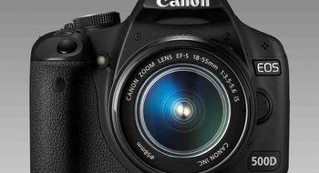 Bilder fra Canon EOS 500D