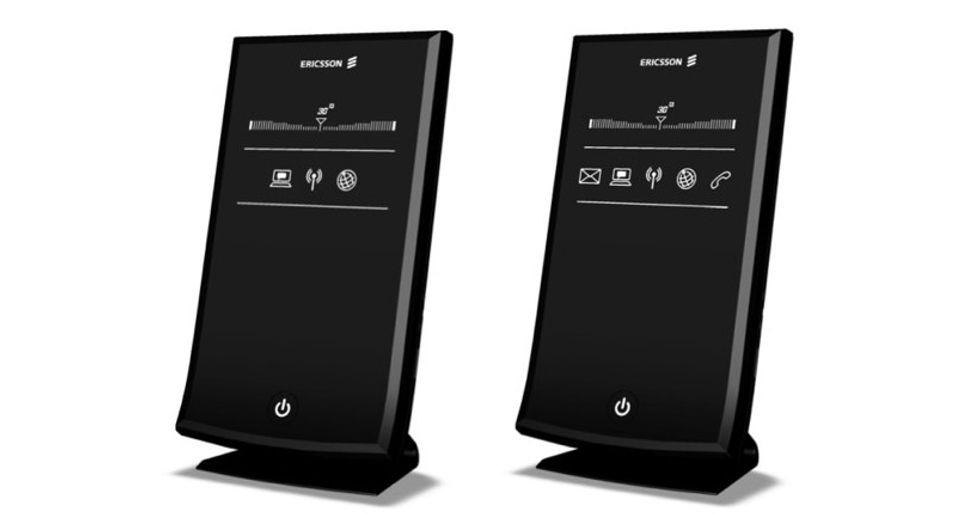 Ericssons nye rutermodemer.
