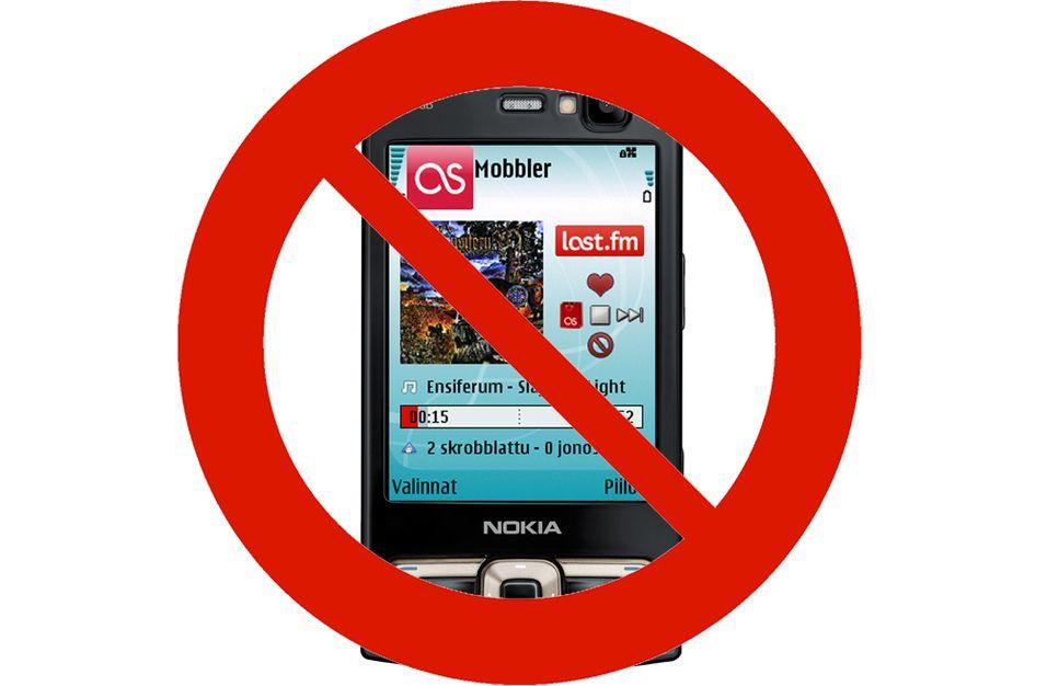 Last.FM sperrer ute mobilbrukere