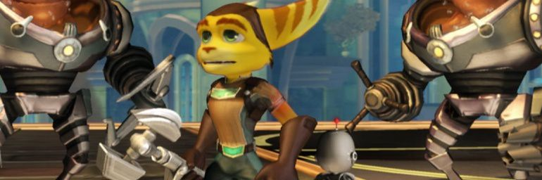 Ratchet & Clank: A Crack in Time annonsert til PS3