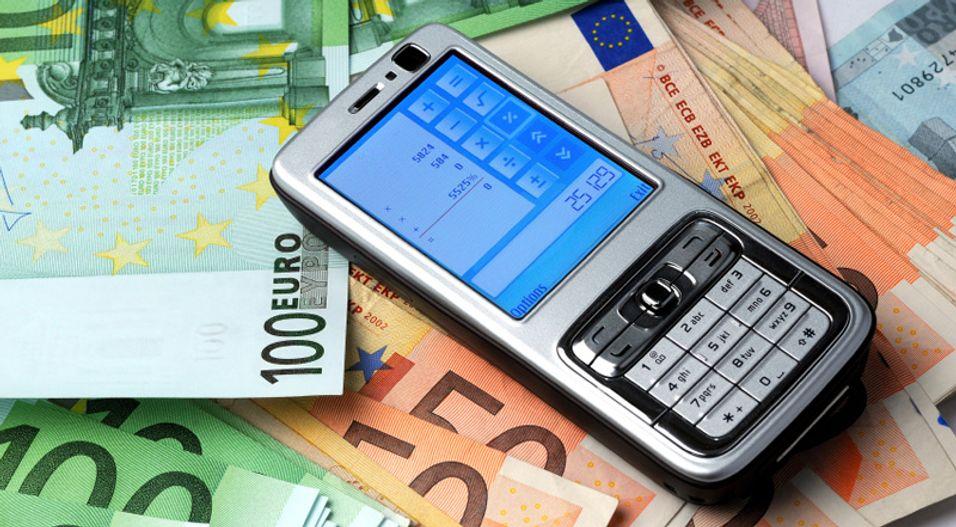 Nokia snuser på mobil betaling