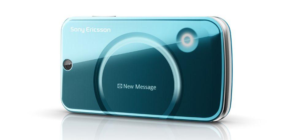 Ny klapptelefon fra Sony Ericsson
