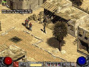 Diablo II drar enda mer på årene.