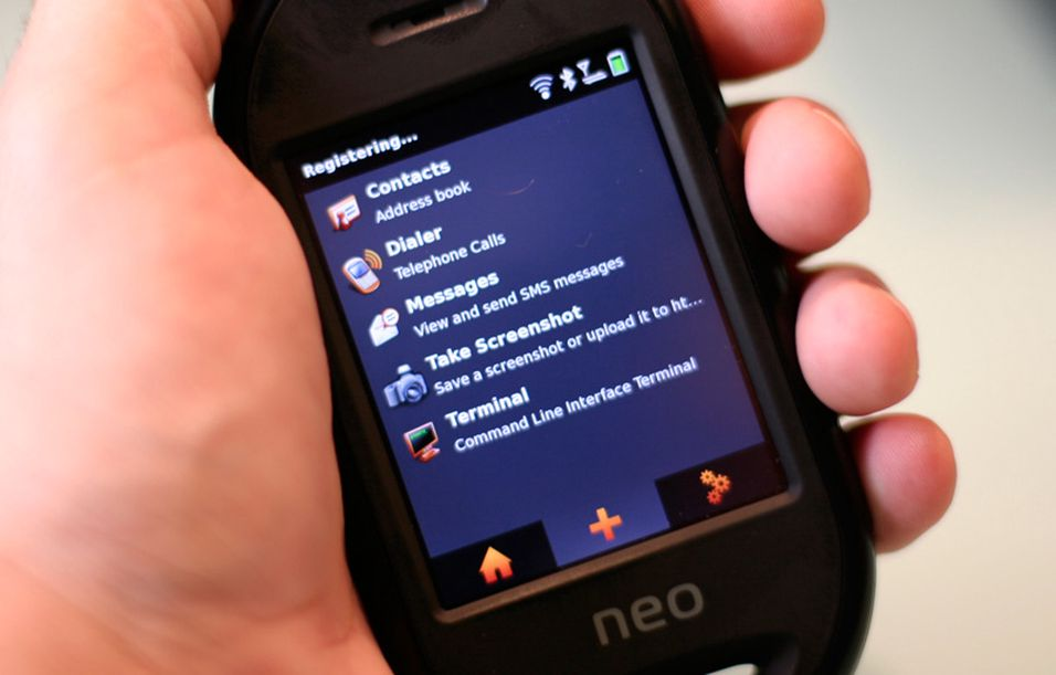Openmokos Neo Freerunner.