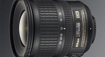 Ultravidvinkelzoom fra Nikon