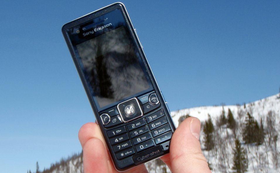 TEST: Sony Ericsson C510