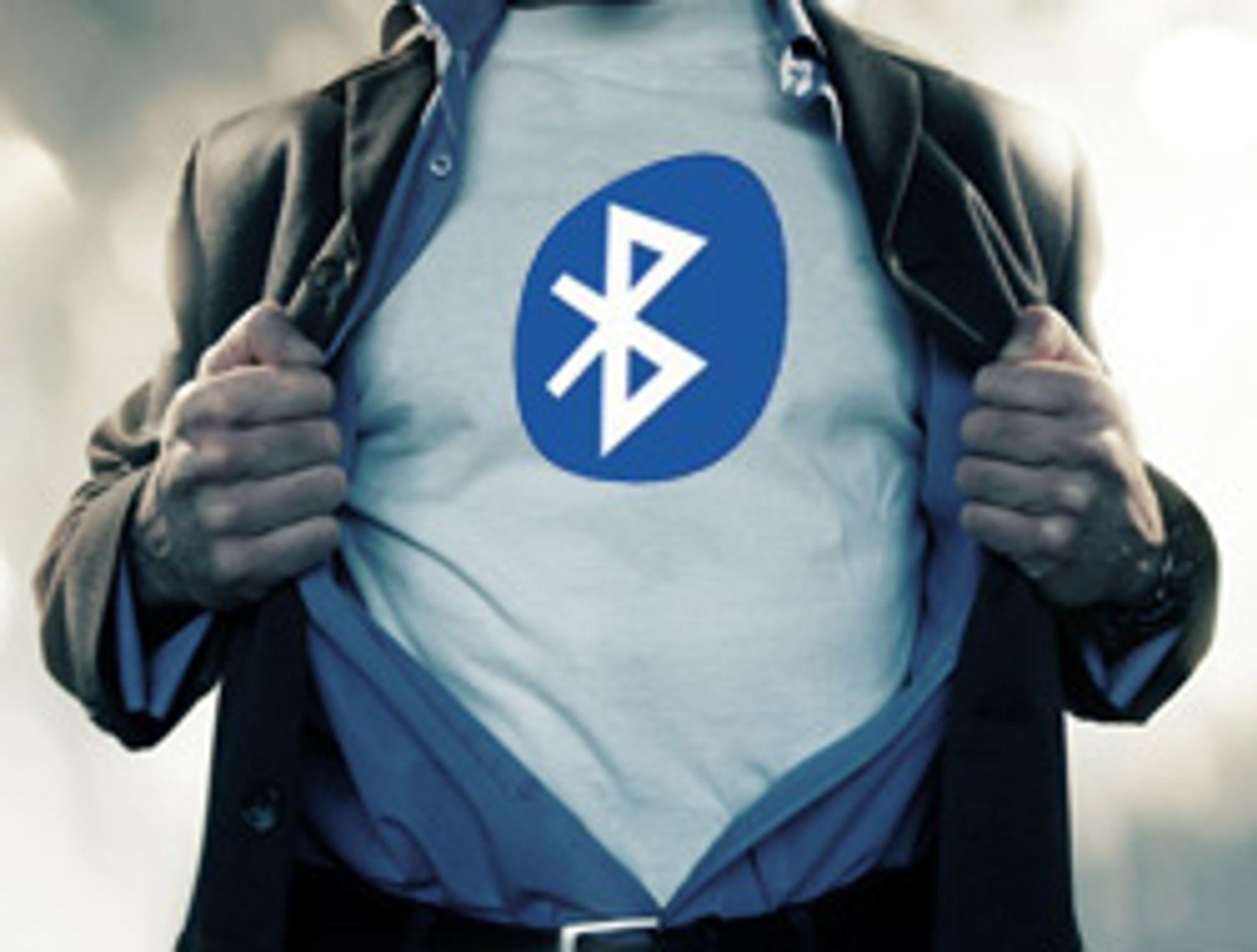 Bluetooth 3.0 har landet. (Bilde: Istockphoto/Illustrasjon)