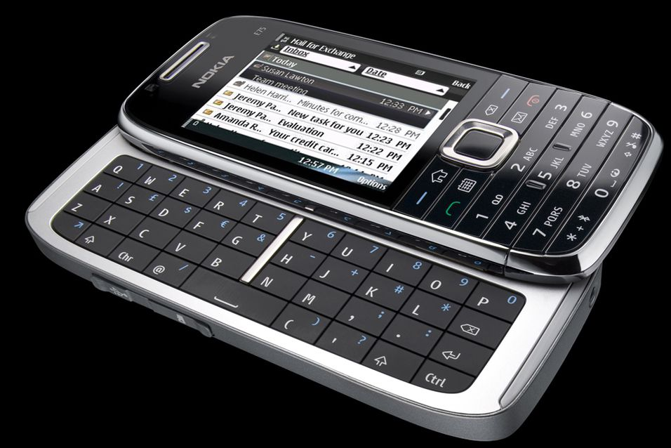 TEST: Nokia E75
