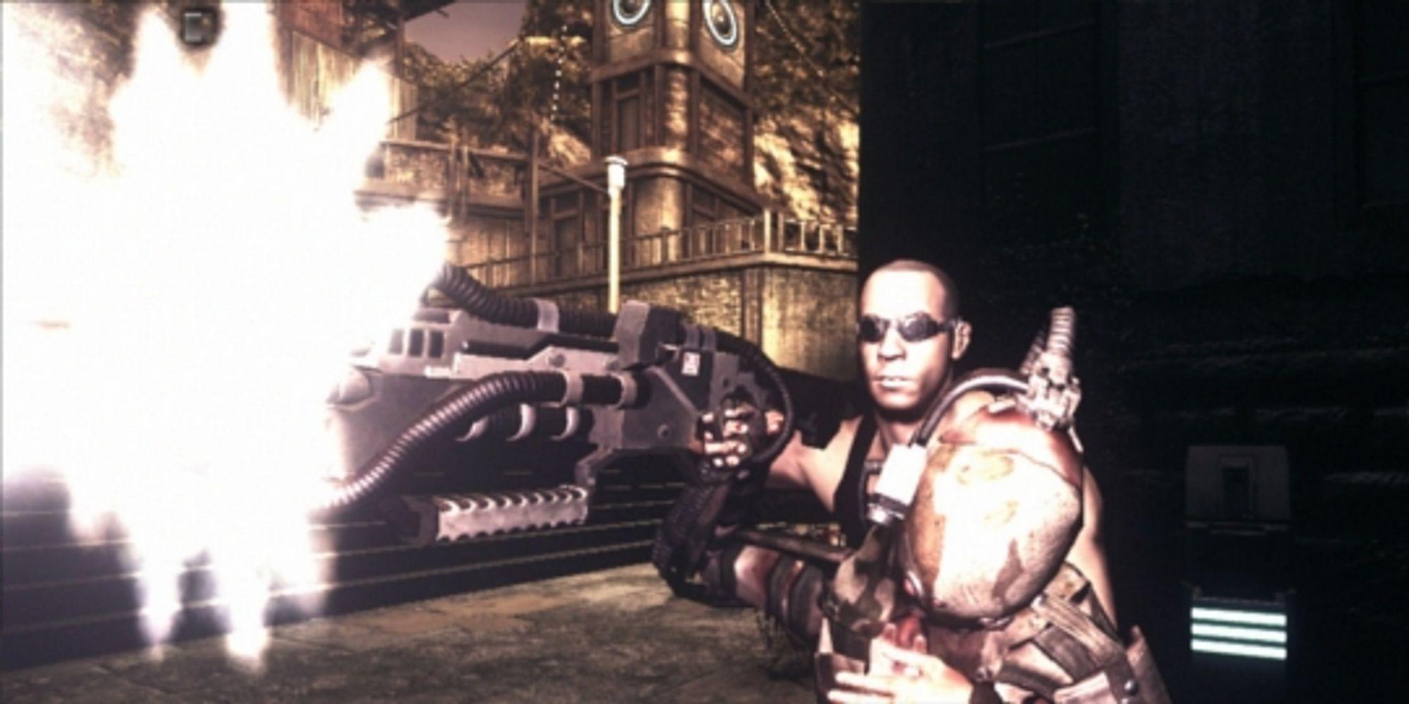 Sommerens solbrillemote presentert av Riddick.