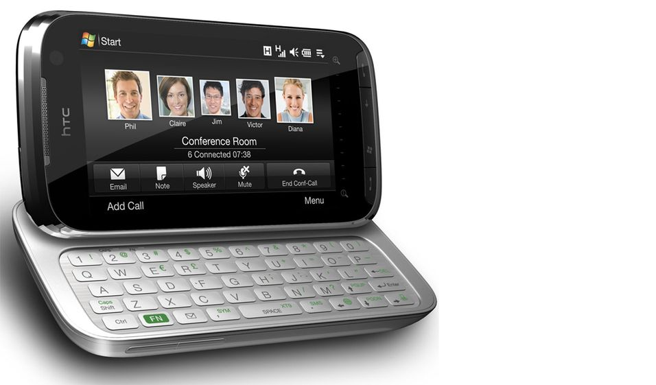 HTC Touch Pro 2 blir en av telefonen som kan brukes med Marketplace.