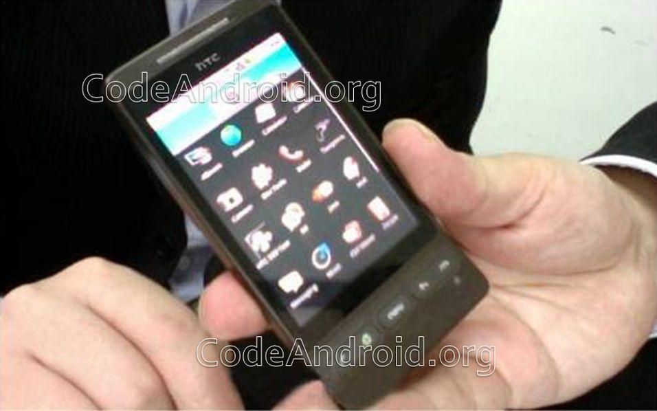 Er dette HTC Hero?