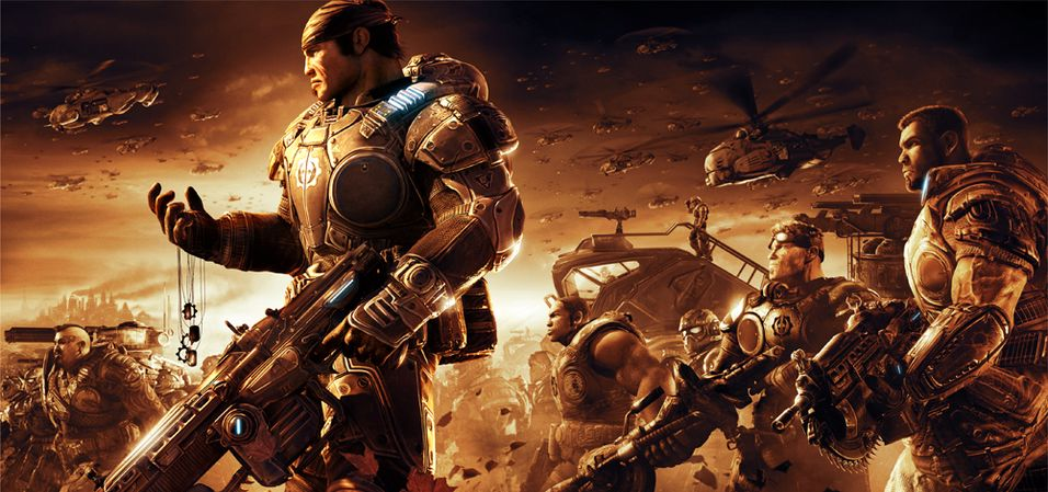 Gears of War-film blir storsatsing