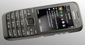 Ny E-modell fra Nokia