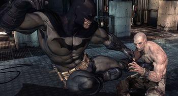 Trailer: Batman: Arkham Asylum