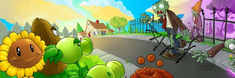 ANMELDELSE: Plants vs. Zombies