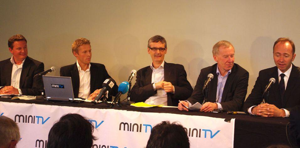 Nå kan du se mobil-TV i Oslo