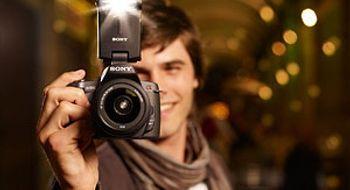 4 nye Sony-objektiver + blits