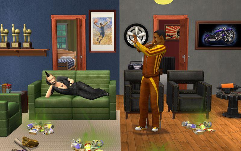 Где загрузить Скачать игру sims 2 apartment life : бесплатно на торрент