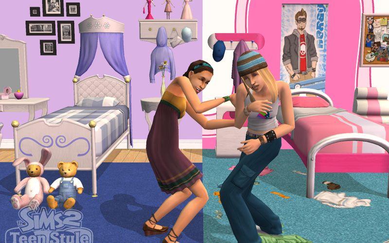 Sims 2 crfxfnm 19 фотография