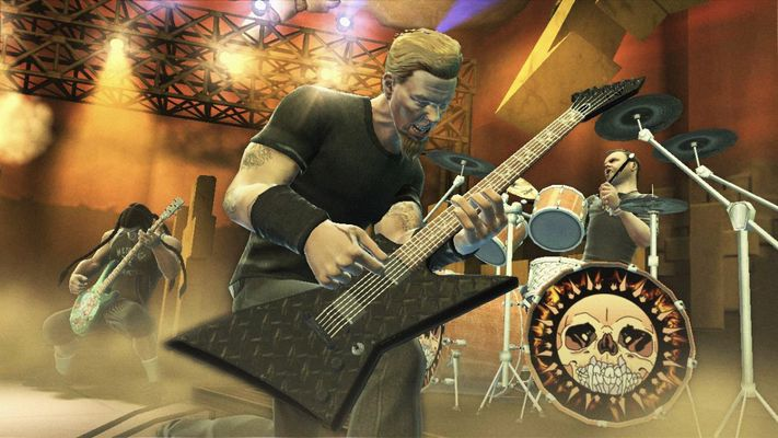 Guitar Hero: Metallica