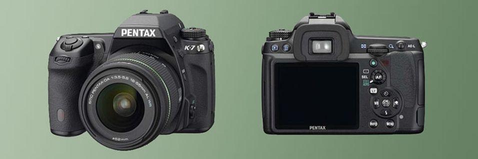 Pentax K-7 får ny bildebrikke
