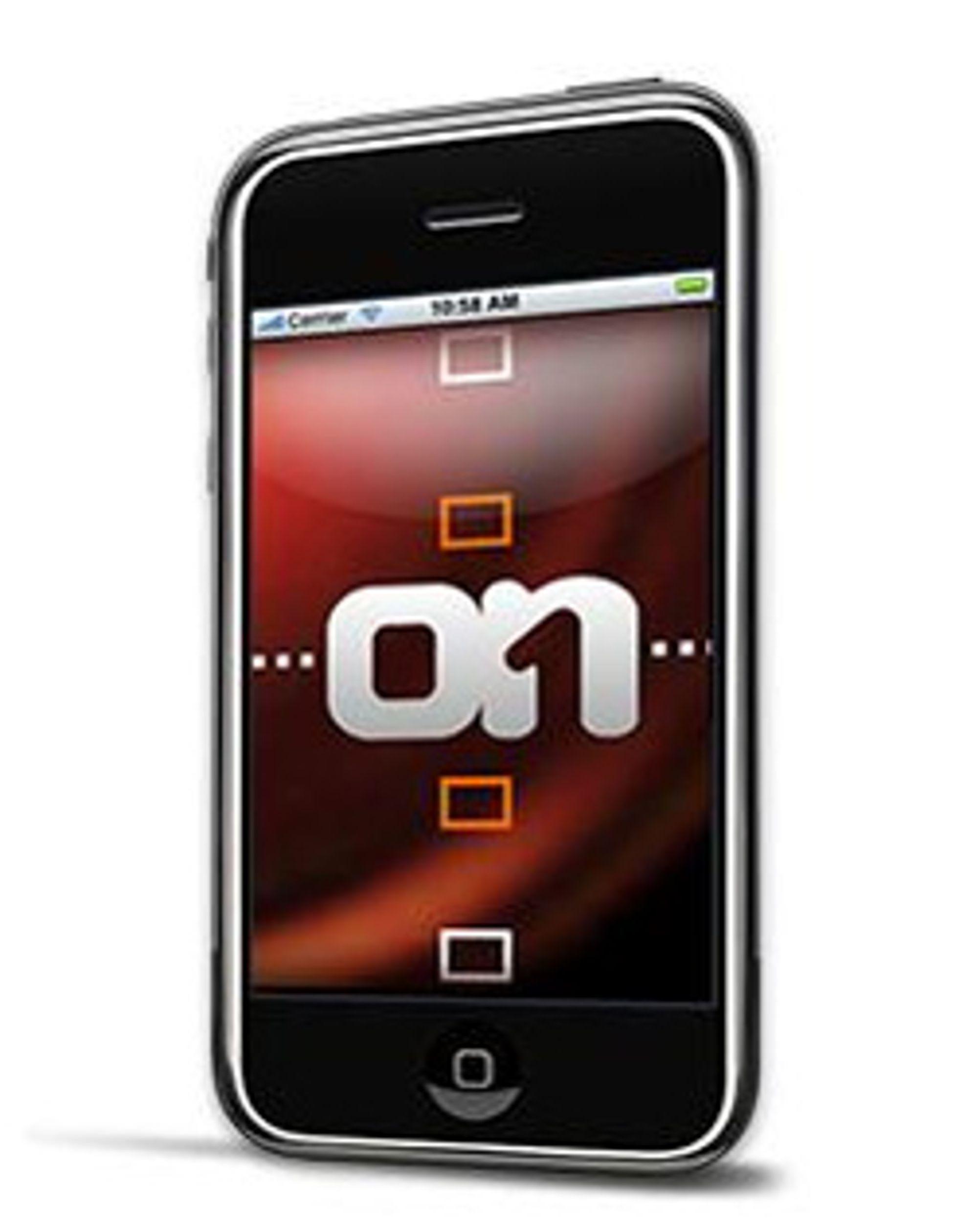 Onone har laget et kameraprogram til Iphone. (Foto: Onone)