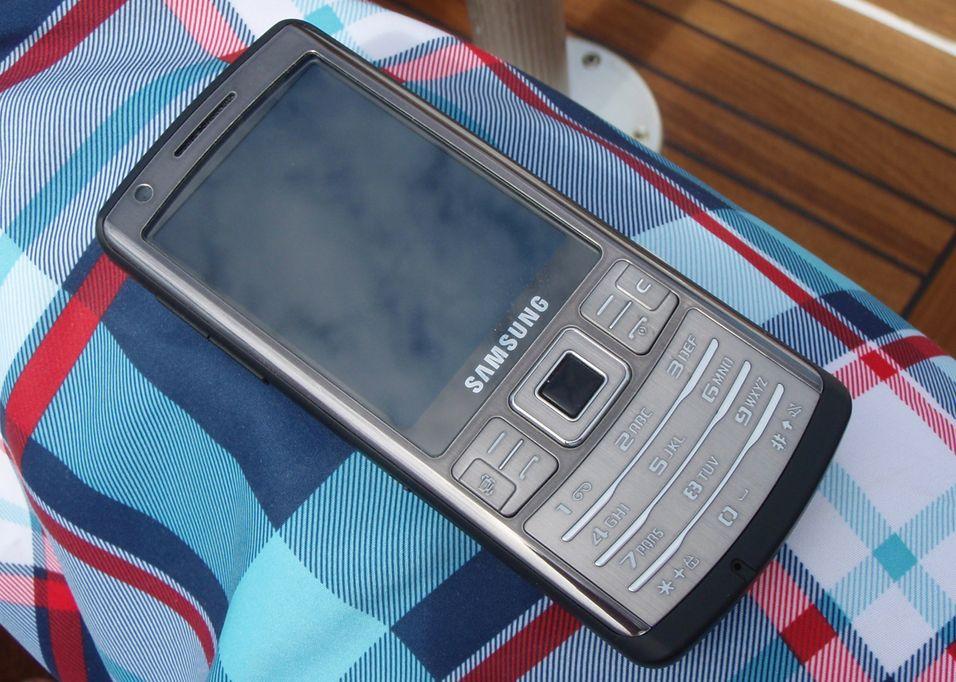 TEST: Samsung I7110