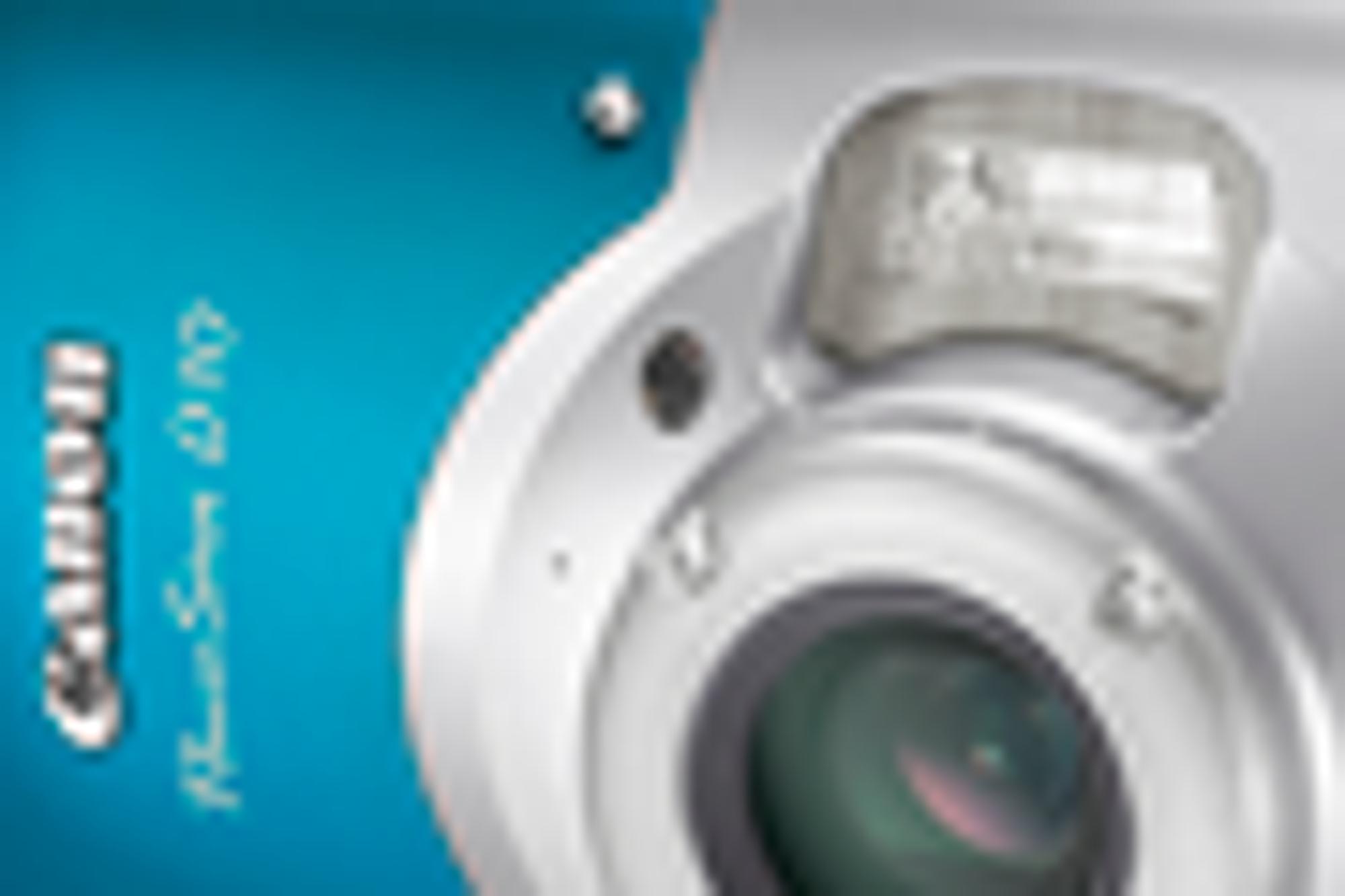 Test: Canon PowerShot D10