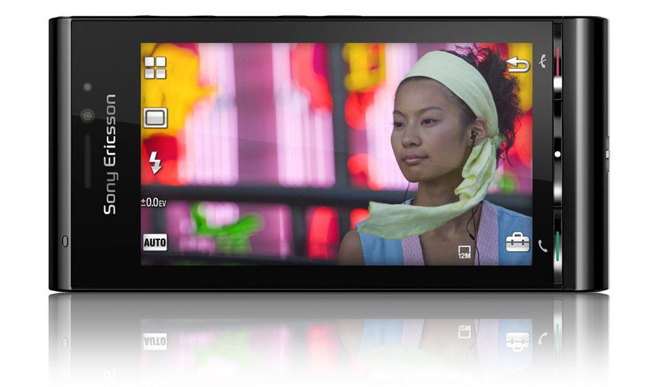 """Sony Ericssons """"Idou"""" er lansert"""