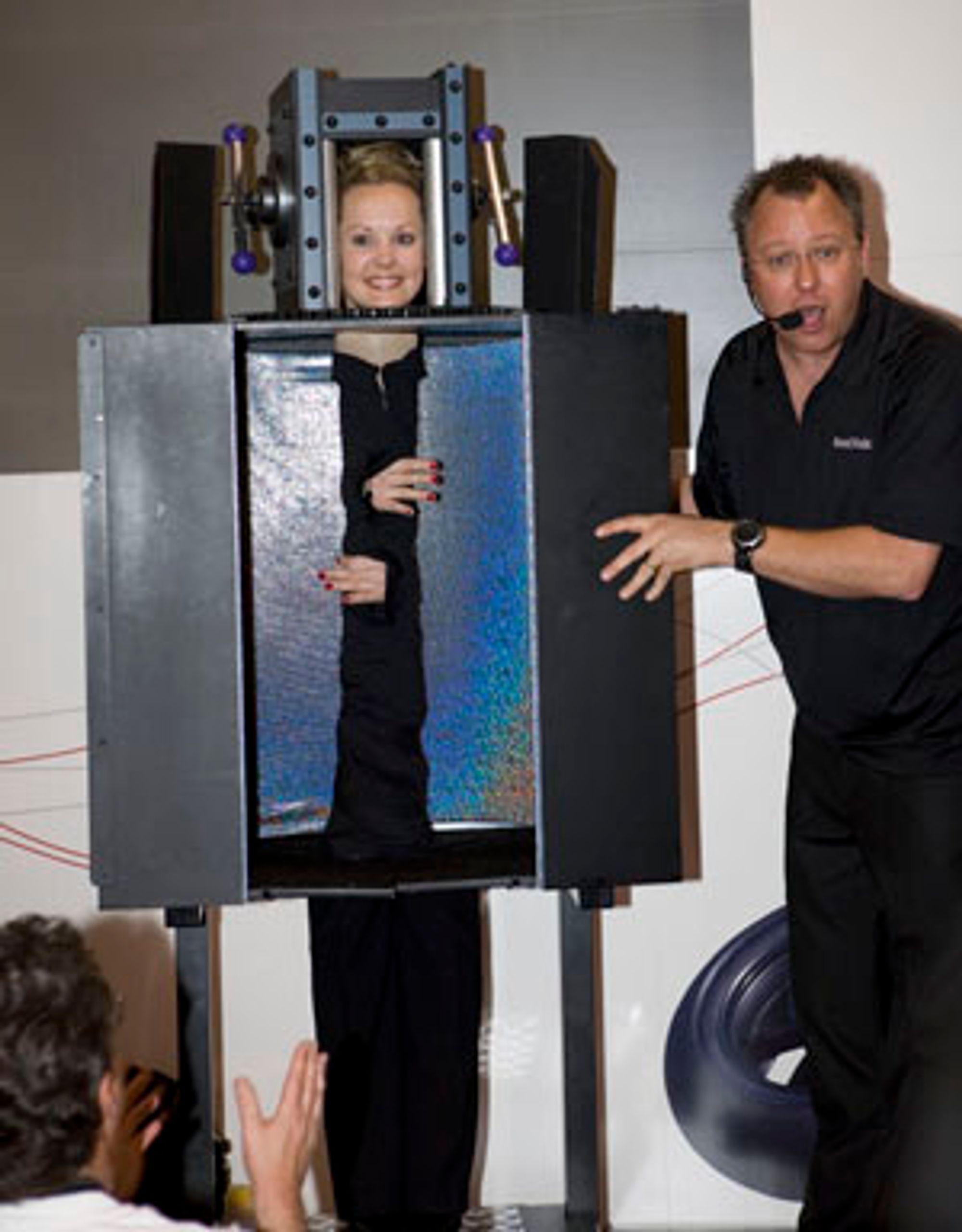 Sandisk gir publikum en klem på PMA2007