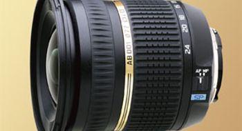 Tamron 10-24mm for Sony og Pentax